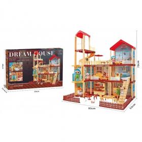 Дом Лол Dream House 242 детали