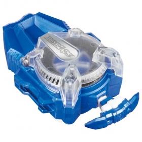 Пусковой механизм  Спаркинг «Sparking BeyLauncher» B-166-Синий