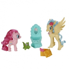 """Hasbro My Little Pony Дружба Пинки пай и Небесная Звезда"