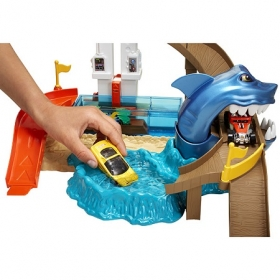 """Хот Вилс Игровой набор """"Атака акулы"""""""
