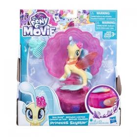 Hasbro My Little Pony набор Мерцание и мини пони