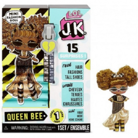 Кукла L.O.L JK Queen Bee мини