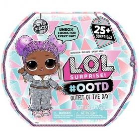 """L.O.L. Surprise""""Зимнее диско-Мода 562504 Оригинал  25 сюрпризов."""