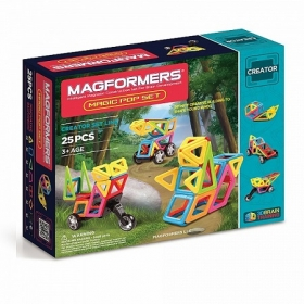Magformers - Magic Pop  :
