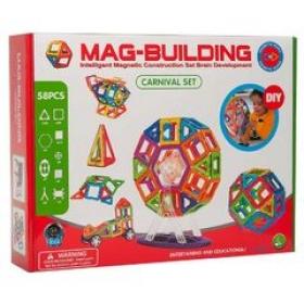 Конструктор Mag Building 58 деталей