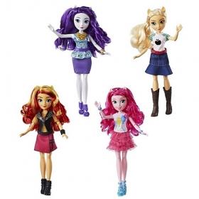 Hasbro Equestria Girls Девочки Эквестрии