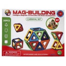 Магнитный конструктор Mag Building 20 деталей