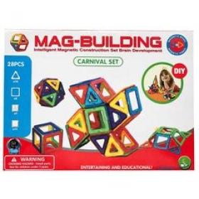 Конструктор Mag Building 28 деталей