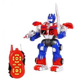Оптимус Прайм  большой робот 39 см