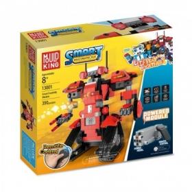 Радиоуправляемый Красный робот-390 деталей