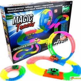 Magic Tracks  366 деталей+Бесплатная доставка !