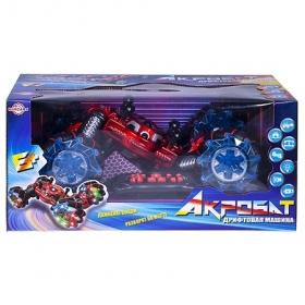 """""""Wincars YK-2033 Машина Акробат на катках с подвижными осями,"""""""