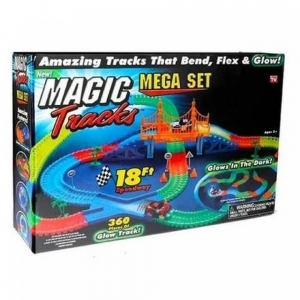 Magic Tracks 360 деталей + 2 машинки